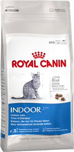 Royal Canin INDOOR - Для кошек, живущих в помещении