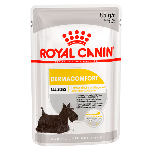 Royal Canin DERMACOMFORT POUCH LOAF