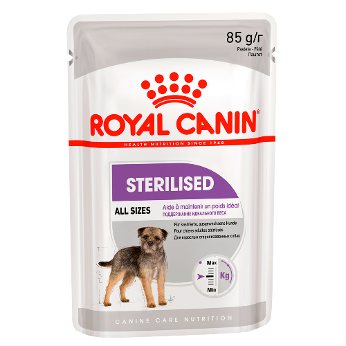 Royal Canin STERILISED POUCH LOAF