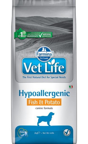 Farmina Vet Life Hypoallergenic Fish & Potato