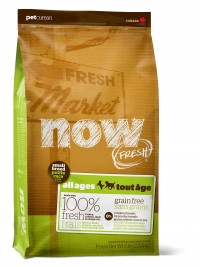 NOW FRESH™ Small Breed Recipe Grain Free, 5.45 кг