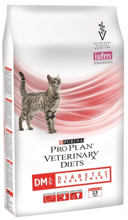 Purina Veterinary Diets DM DIABETES MANAGEMENT Feline - Диета для кошек при диабете
