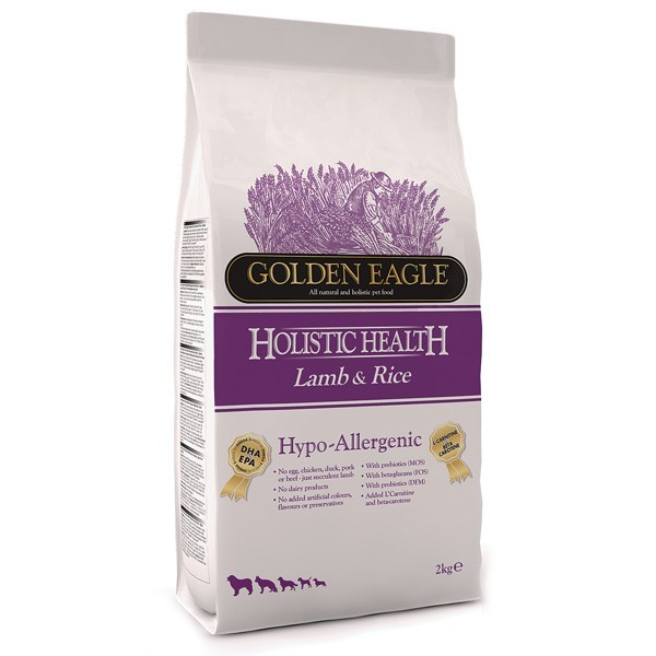 Golden Eagle Hypo-allergenic Lamb&Rice 22/12