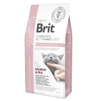 Brit Veterinary Diet Cat Grain free Hypoallergenic - Беззерновая Гипоаллергенная диета
