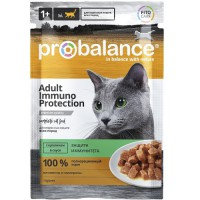 ProBalance ADULT Immuno Protection с кроликом в соусе