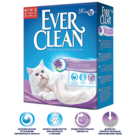 Ever Clean Lavender с ароматом лаванды