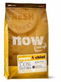 NOW FRESH™ Puppy Recipe Grain Free