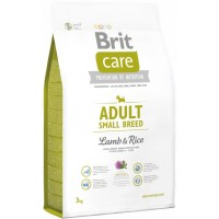 Brit Care Adult Small Breed Lamb & Rice  1 1