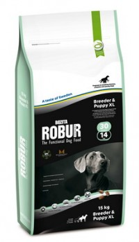 BOZITA ROBUR Breeder & Puppy XL 30/14