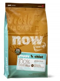 NOW FRESH™ Puppy Large Breed Recipe Grain Free