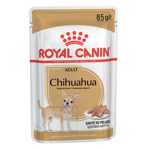 Royal Canin POUCH CHIHUAHUA ADULT