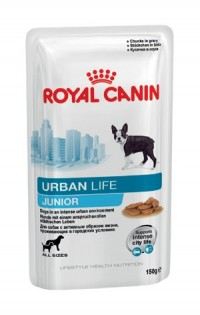 Royal Canin POUCH URBAN LIFE JUNIOR